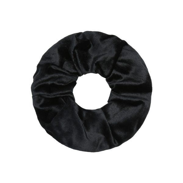Scrunchie silky black