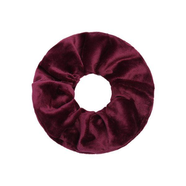 Scrunchie silky red