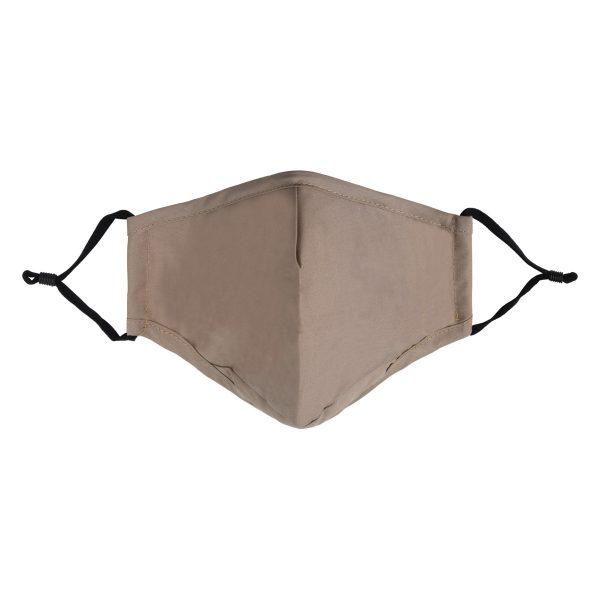 Fashion mondkapje light brown