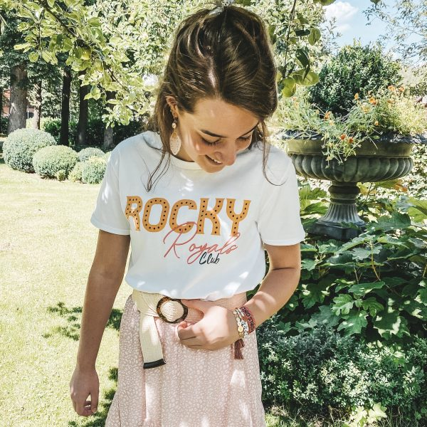 T-Shirt rocky royals PiNNED by K