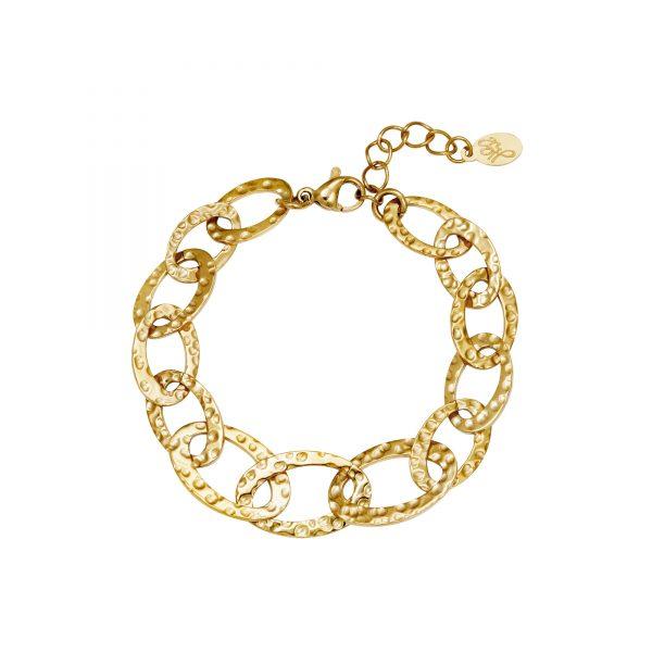 Handgemaakte armband charming chain
