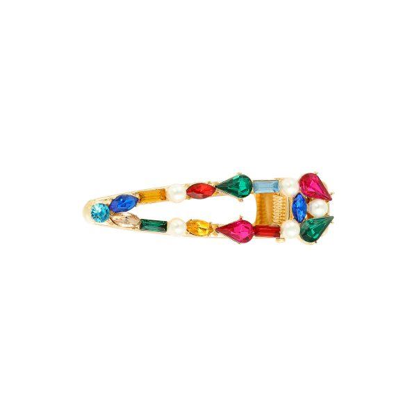 Haarknip colourful